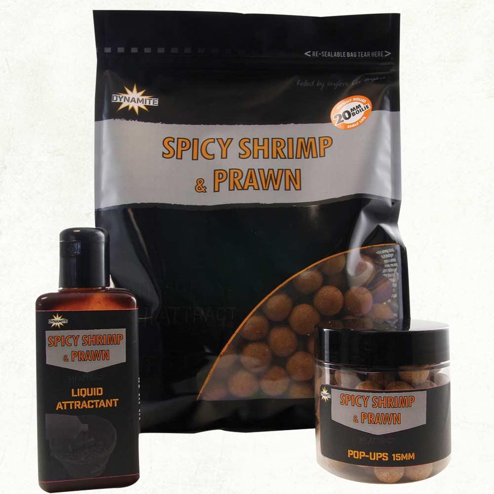 Dynamite Baits Spicy Shrimp & Prawn