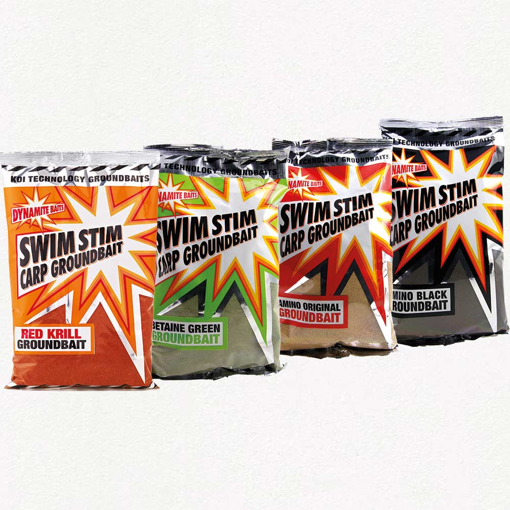 Dynamite Baits Swimstim Groundbaits