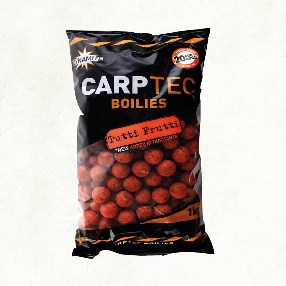 Dynamite Baits Carptech Tutti Frutti Boilies 15mm Shelf Life