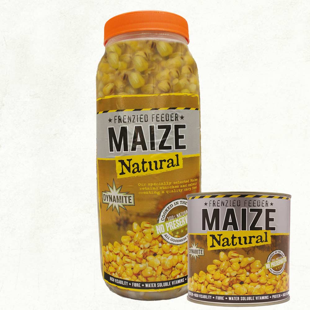 Dynamite Frenzied Maize (2.5lt)