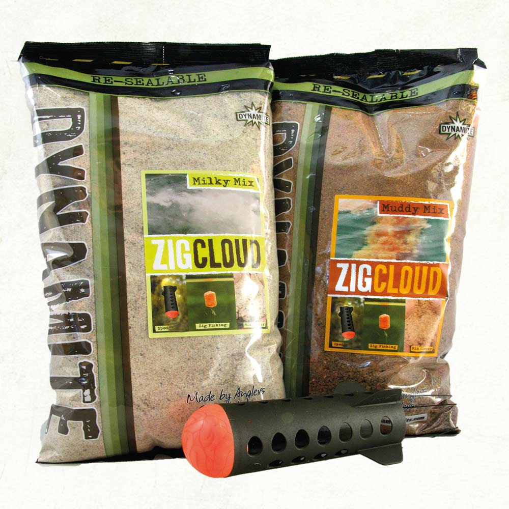Dynamite Baits Zig Cloud Mix 2kg