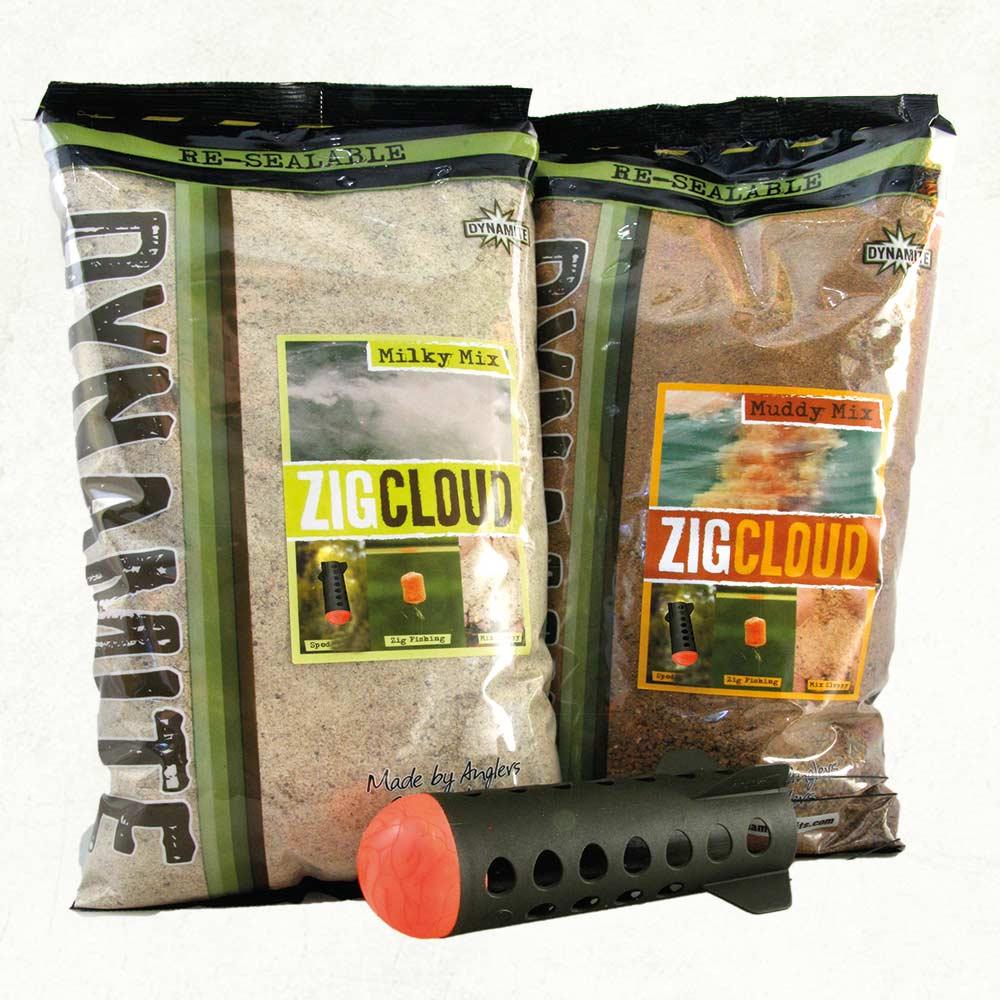 Dynamite Baits Zig Cloud Mix 2kg