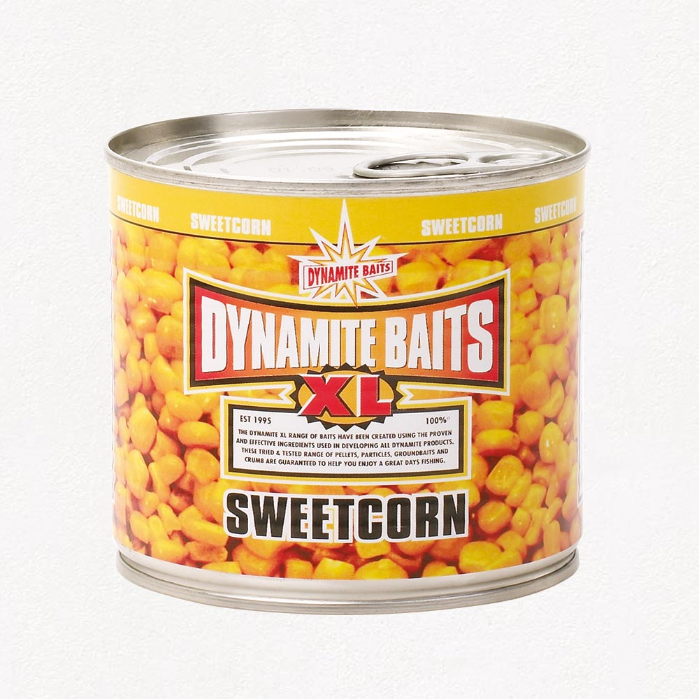 Dynamite Baits XL Sweetcorn 340g Can
