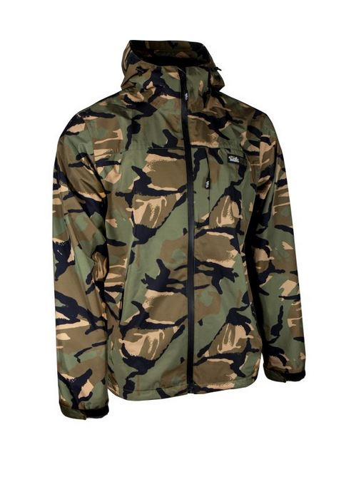 Wofte Clothing DPM Tech Jacket