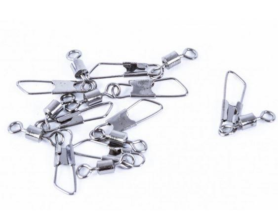Korum Link Swivels – Small & XL