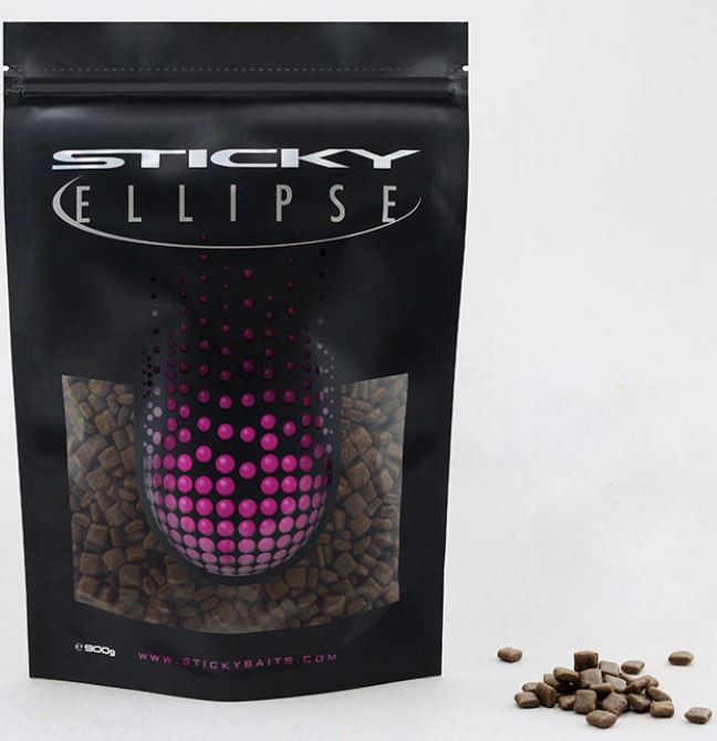 Sticky Baits Ellipse Pellets 9mm 900g