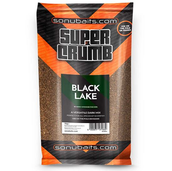 Sonubaits Black Lake Groundbait  1kg
