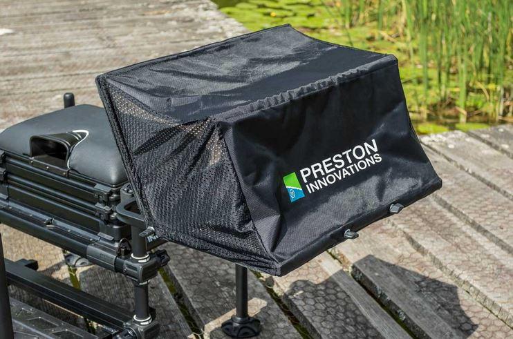 Preston Innovations Venta-Lite Hoodie Side Tray