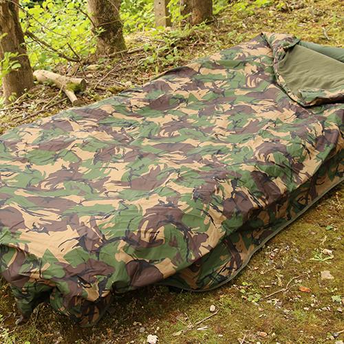 Gardner DPM Camo Bedchair Cover