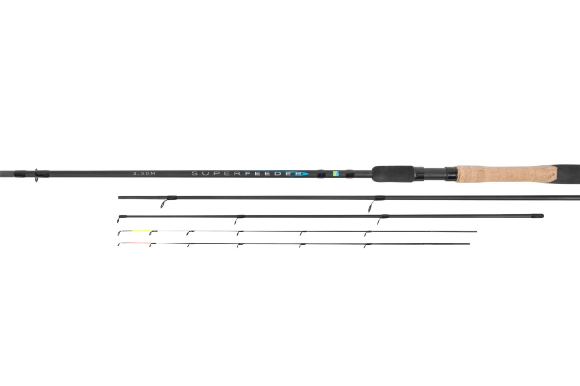 Preston Innovations Super Feeder 3.30m 11ft Rod