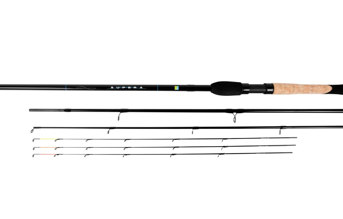 Preston Innovations Supera 12′ 6″ Feeder Rod