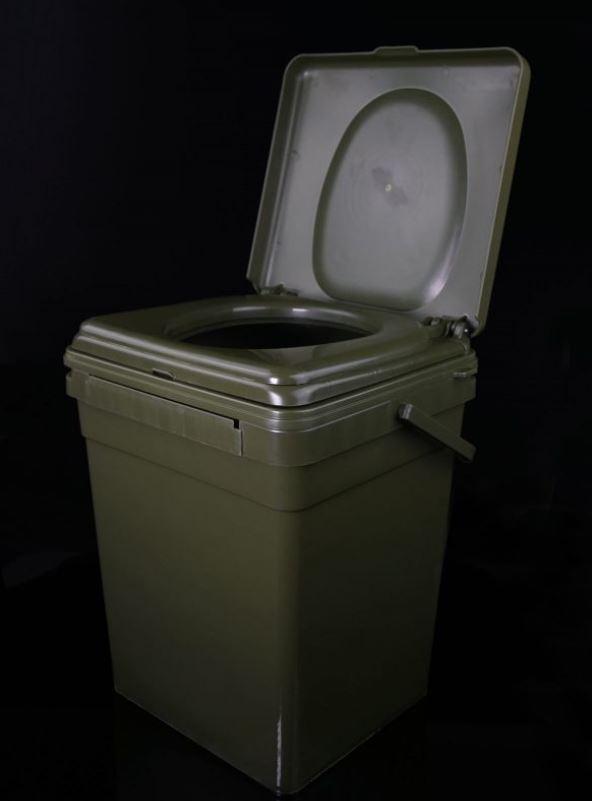 Ridge Monkey CoZee Toilet Seat & Bags