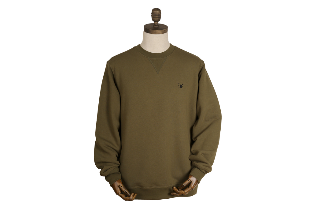 Thinking Anglers Crew Neck