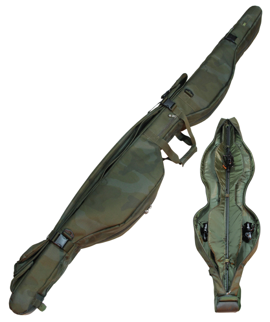 Sonik SK-TEK 3 Rod Compact Sleeve 12ft