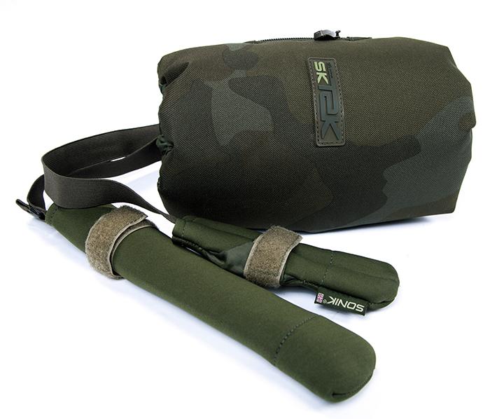 Sonik SK-TEK Elastic Rod & Reel Protector