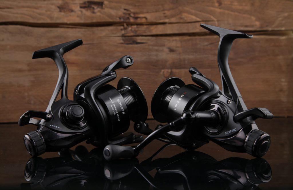 Sonik VaderX 5000 & 6000 FS Reels