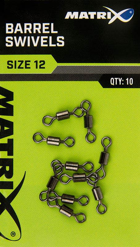 Matrix Barrel Swivels