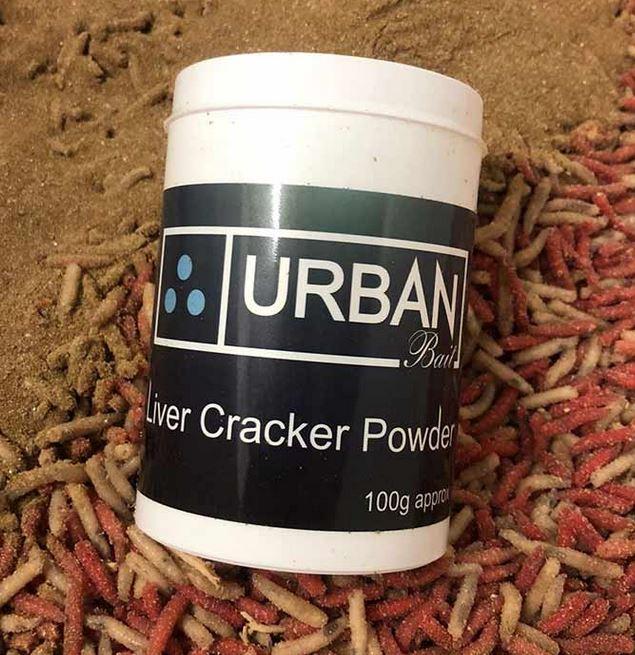 Urban Bait Liver Cracker Powder 100g