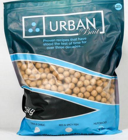 Urban Bait Nutcracker Boilies