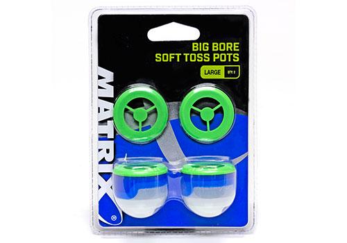 Matrix Big Bore Toss Pots