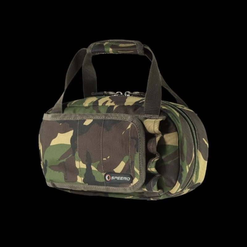Speero Buzzer Bar Bag DPM Small