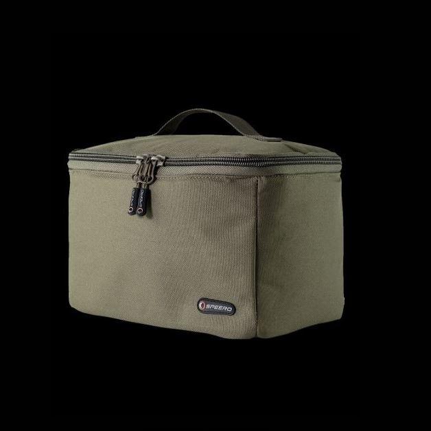 Speero Bait Cool Bag Green Medium