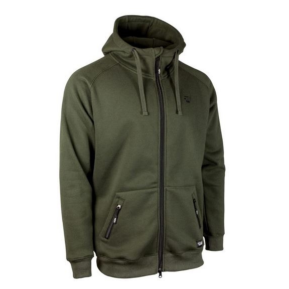 Wofte Clothing Zipper Hood