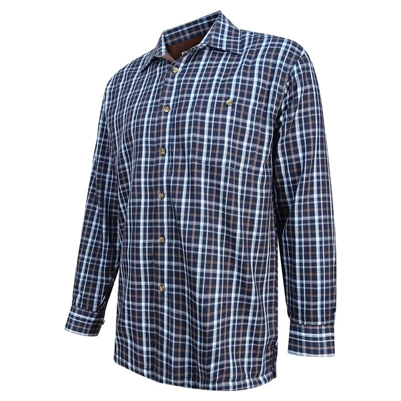 Hoggs Bark Fleece Lined Shirt