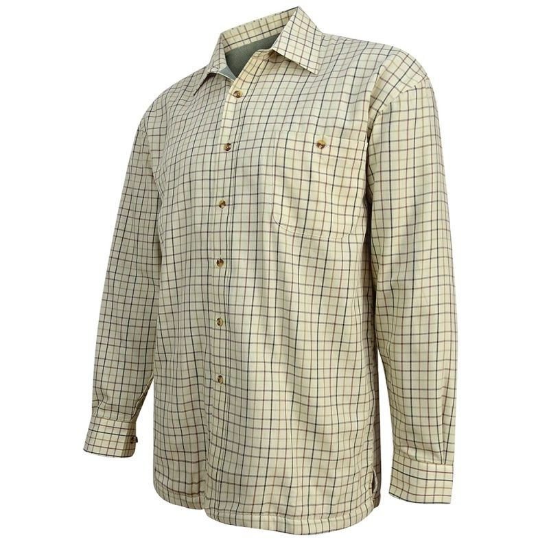 Hoggs Birch Fleece Lined Shirt