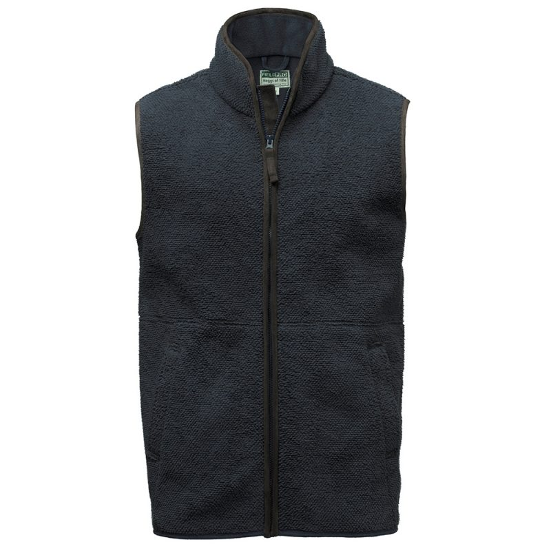 Hoggs Cambridge Tufted Fleece Gilet