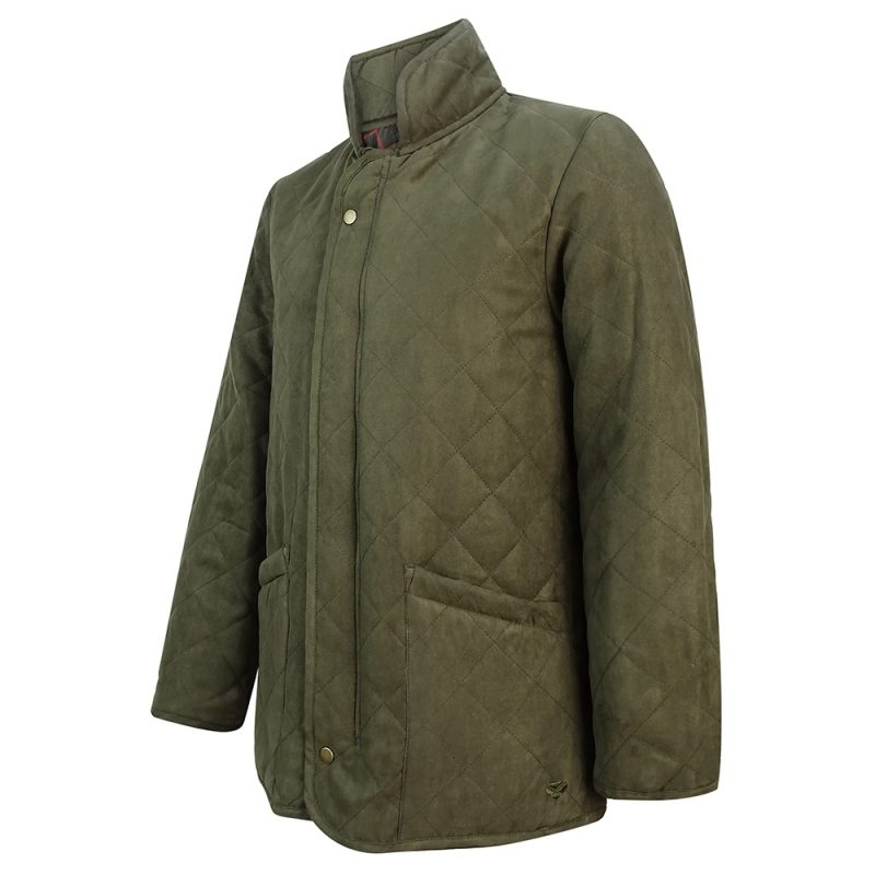 Hoggs Carlton Quilted Jacket