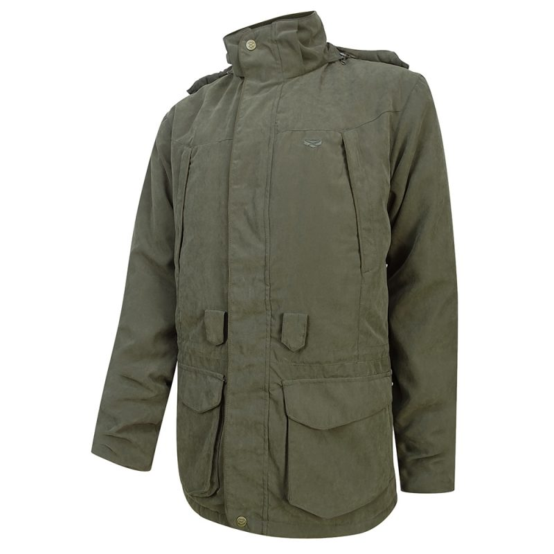 Hoggs Glenmore Lightweight Shooting Jacket