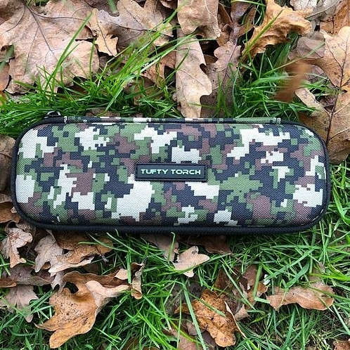 Tufty Torch Camo Case