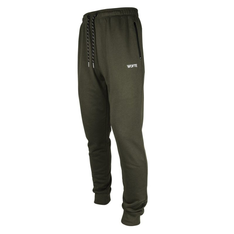 Wofte Staple Joggers Olive