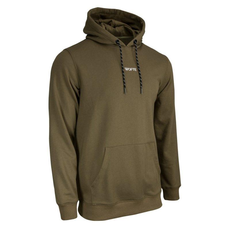 Wofte Staple Hood Khaki
