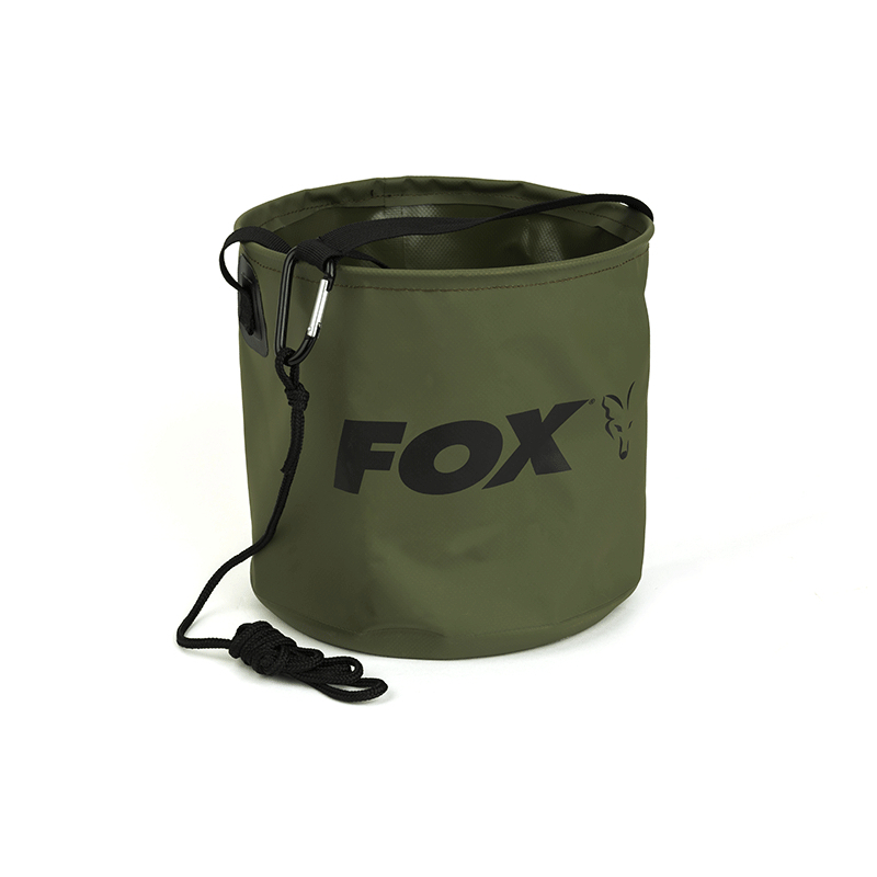 Fox Collapsible Water Bucket – Large