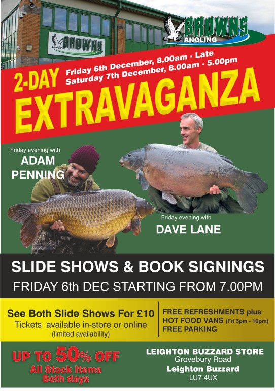 Dave Lane & Adam Penning Slideshows Ticket