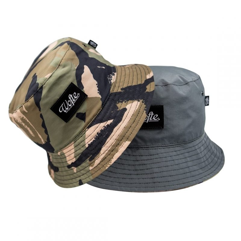 Wofte DPM Grey Bucket Hat