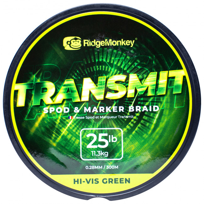 RidgeMonkey Transmit Spod & Marker Braid