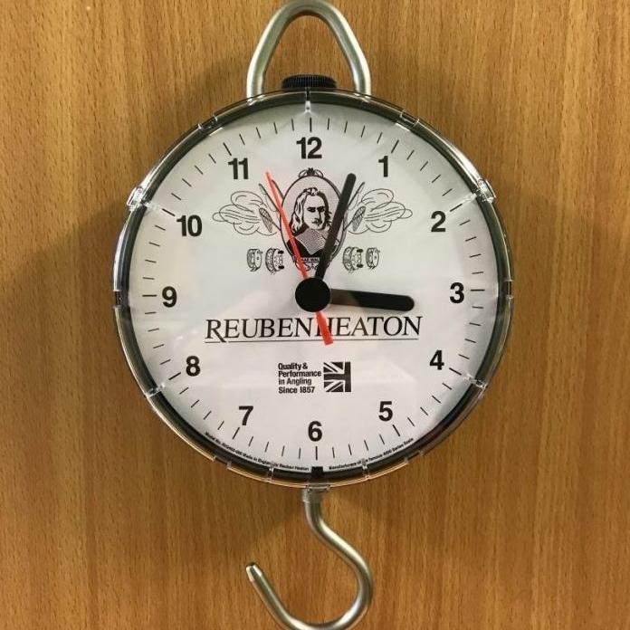 Reuben Heaton Heritage Timescale Clock
