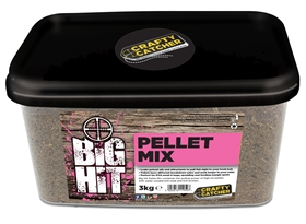 Crafty Catcher Big Hit Pellet Mix