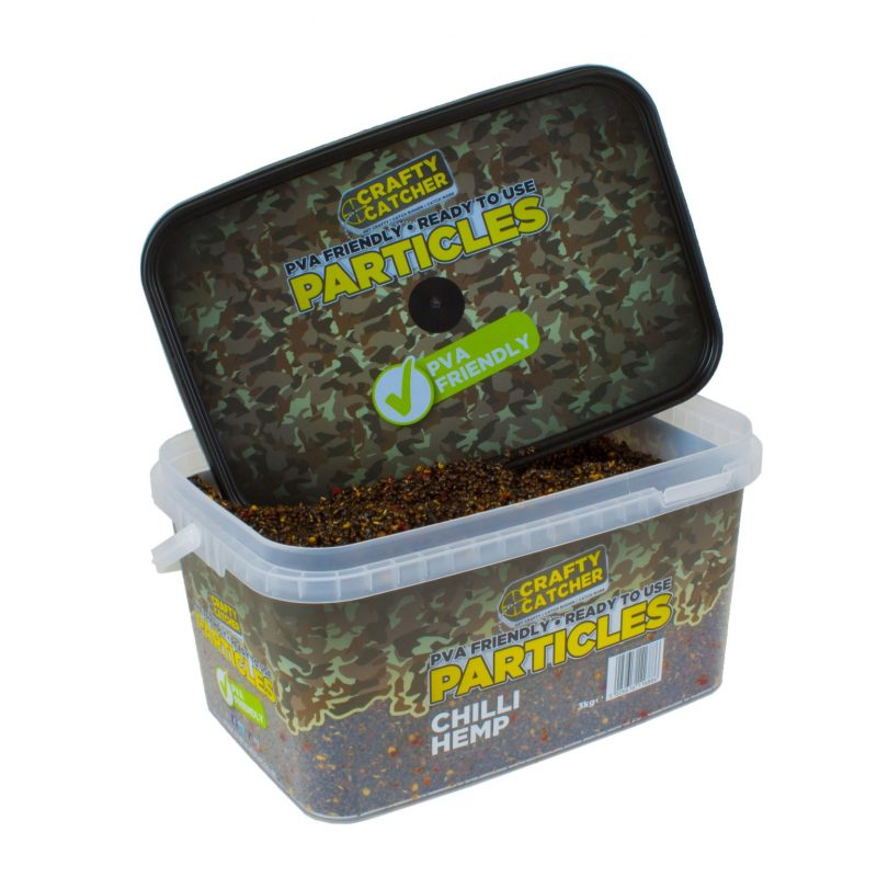 Crafty Catcher Chilli Hemp 3KG