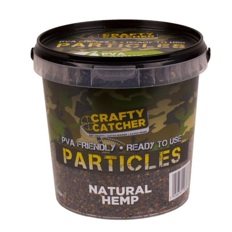 Crafty Catcher Natural Hemp 1.1ltr