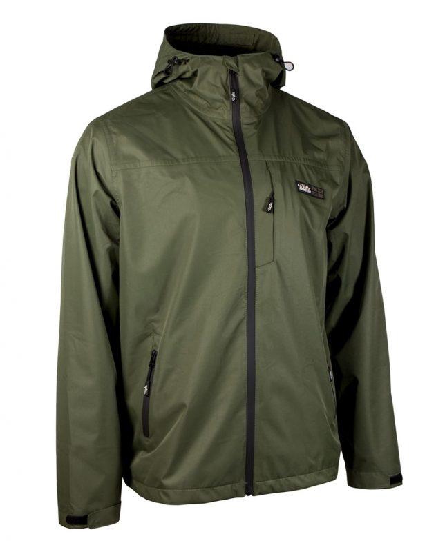 Wofte Olive Tech Jacket