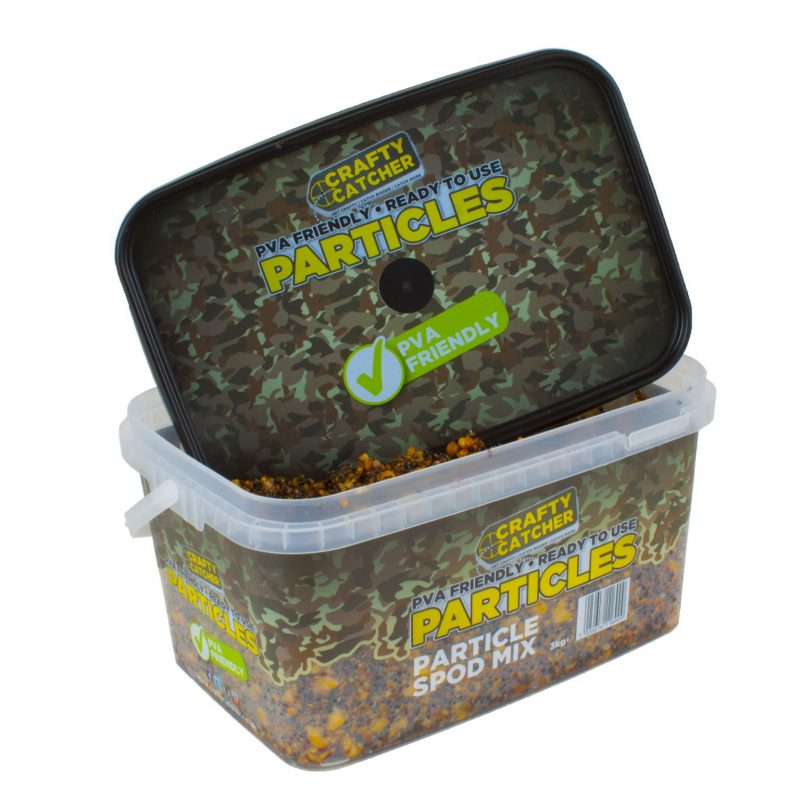 Crafty Catcher Particle Spod Mix 3KG