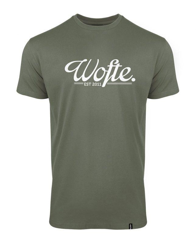Wofte Est. 11 T Shirt