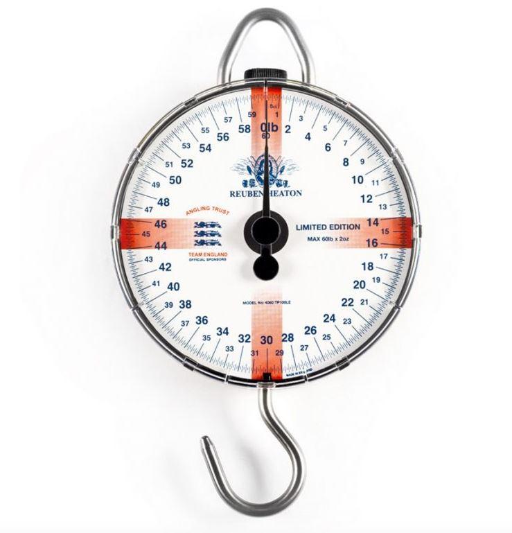 Reuben Heaton England 60lb-2oz Scales