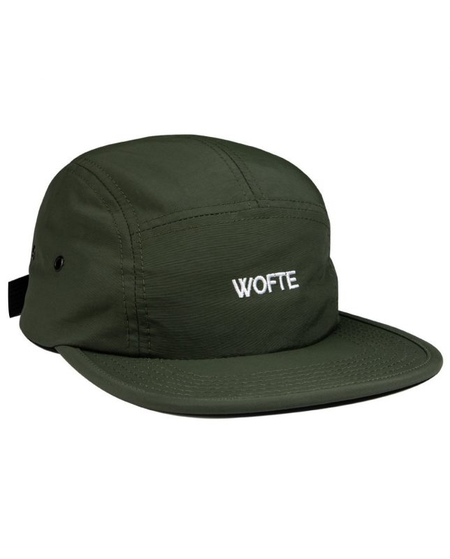 Wofte Staple 5 Panel Cap