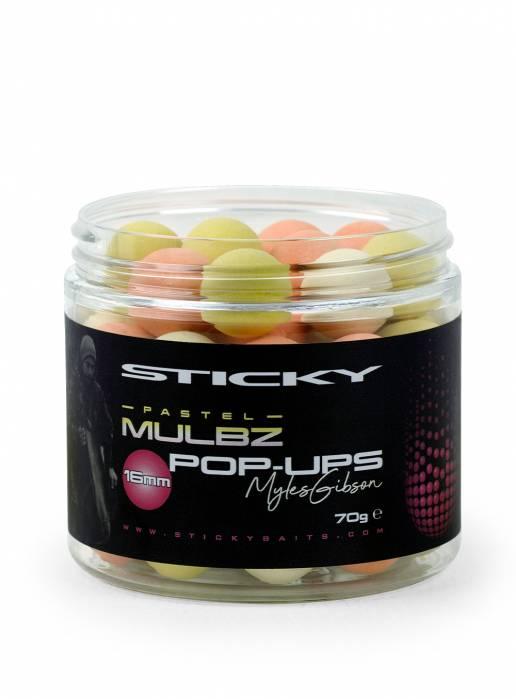 Sticky Baits Mulbz Pastel  Pop-ups