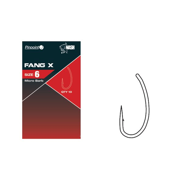 Nash Fang X Hooks